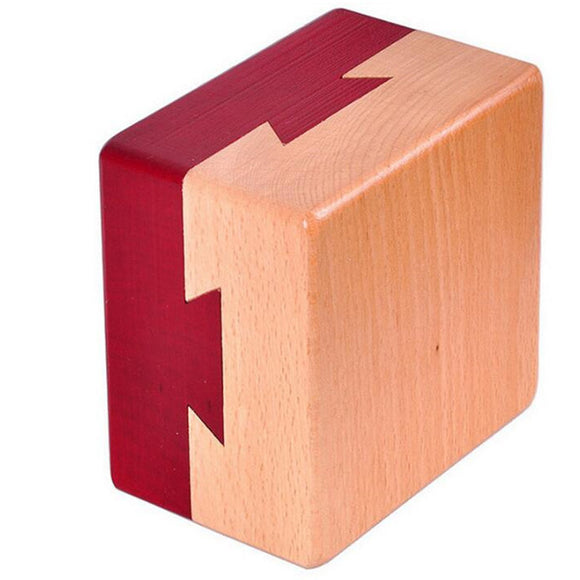 Candywood Wooden Magic Box Puzzle - Desk Mess