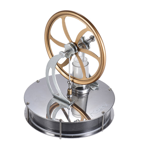 Mini Air Stirling Engine Model - Desk Mess