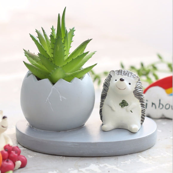 Cute Desk Planter