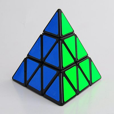 Pyramid Speed Cube Puzzle