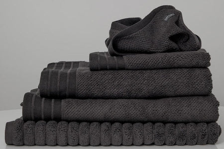 Bemboka Towels Charcoal