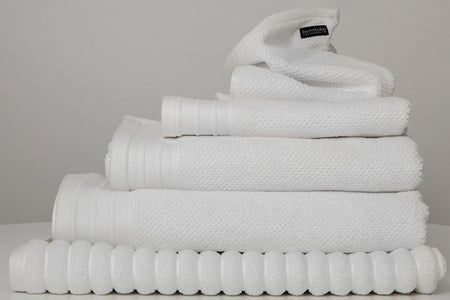 Bemboka Towels White