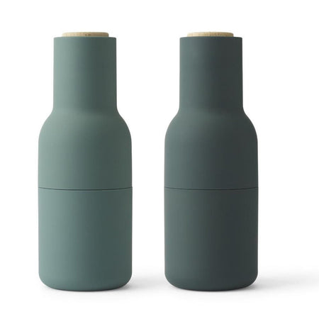 Menu Norm Bottle Grinder Set Dark Greens