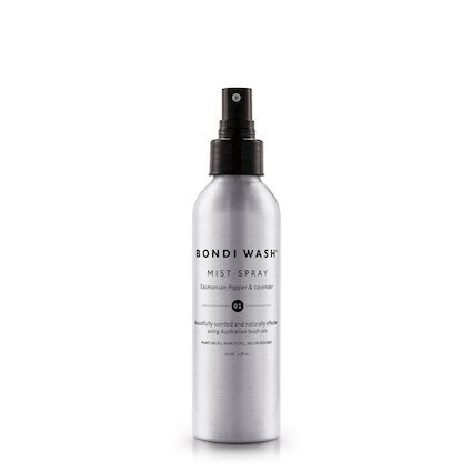 Mist Spray for Rooms & Linens- Sydney peppermint + Rosemary 150ml