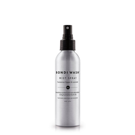 Mist Spray for Rooms & Linens- Tasmanian Pepper + Lavender 150ml