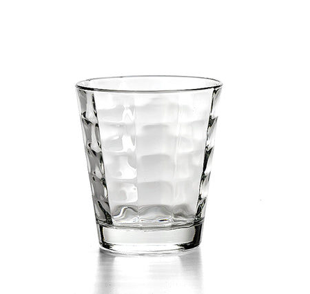 Carre Tumbler Glass Box Set 6