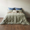 Montauk Linen Quilt Cover King