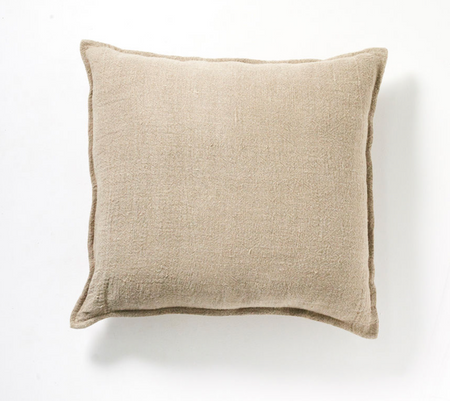 Christoph Linen Cushion- Natural 60x60cm