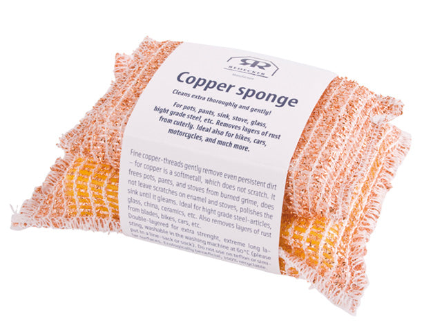 Copper Sponge Set 2
