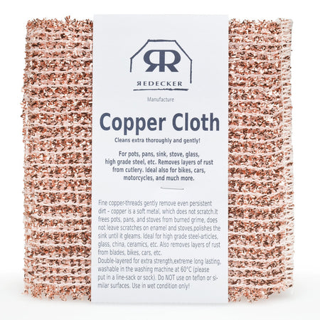 Copper Cloth Set 2
