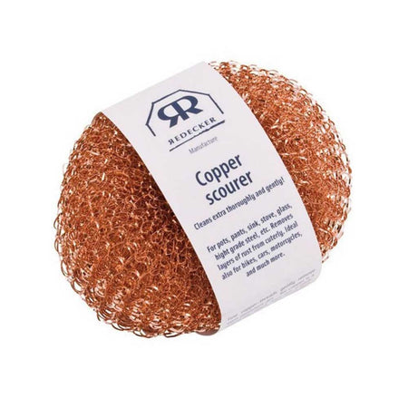 Copper Scourer Round Set 2