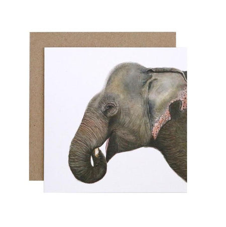 Elliot the Elephant Card