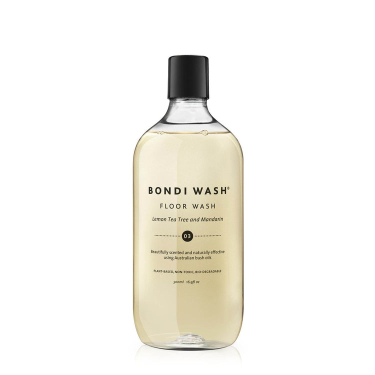 Lemon Tea Tree & Mandarin Floor Wash