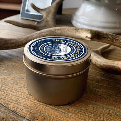 Grampians Goods & Co Christmas Candle Tin- Frankincense & Myrrh