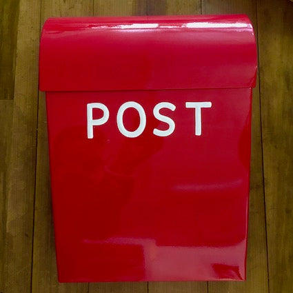 Post Box Large H37cm W28cm D17cm
