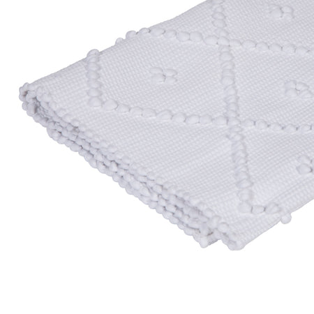 Bathmat Diamond 50x100cm