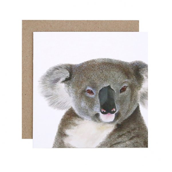 Kev the Koala Card