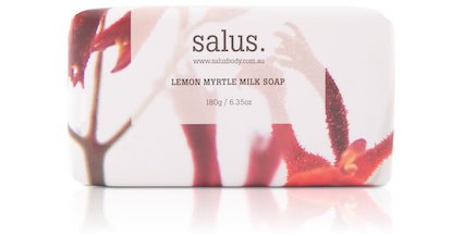 Lemon Myrtle Milk Soap 180grams