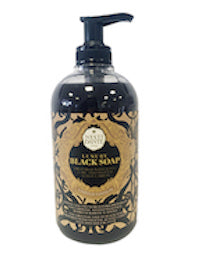 Luxury Black Soap Hand & Body Wash