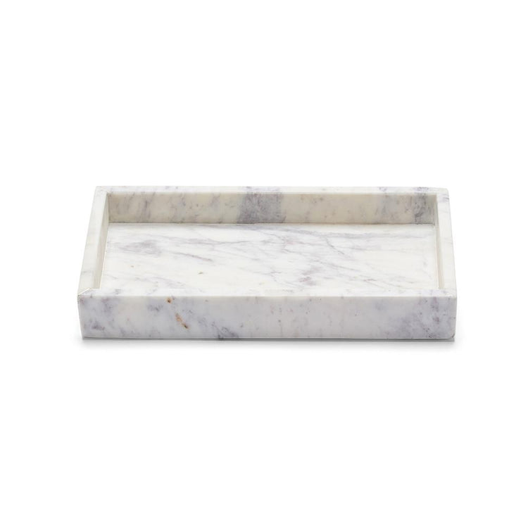 Basic Rectangular Marble Tray W16cm L30cm
