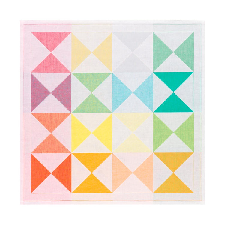 Napkin Origami Multico 52x52cm 100% Cotton