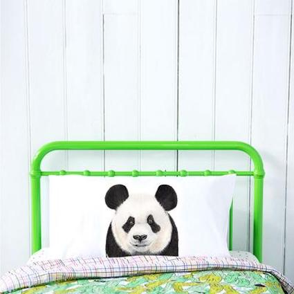 Pango the Panda Pillowcase