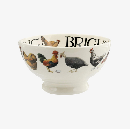 Rise & Shine Brand New Morning French Bowl