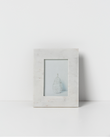 "Ludo Marble Photo Frame Large (5x7"")"