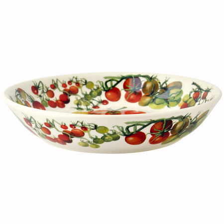 Veg Garden Tomatoes Medium Pasta Bowl