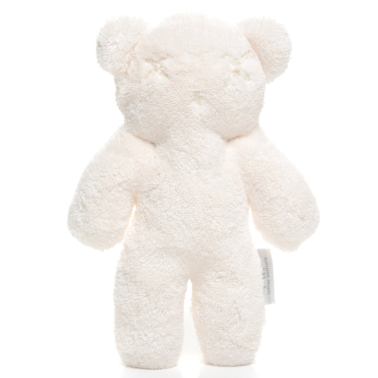 Snuggles Teddy White