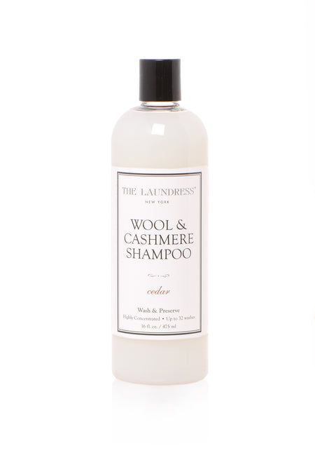 Wool & Cashmere Shampoo 475ml