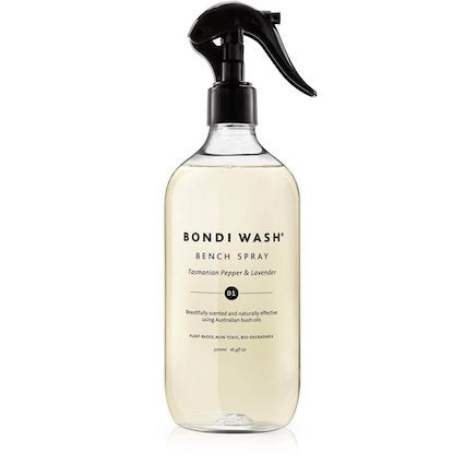 Tasmanian Pepper & Lavender Bench Spray 500ml