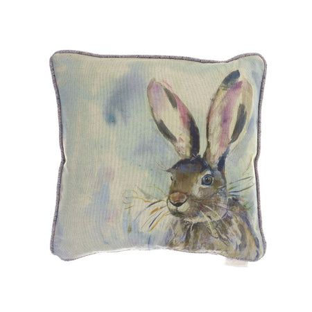 Harriet Hare Cushion 43x43cm