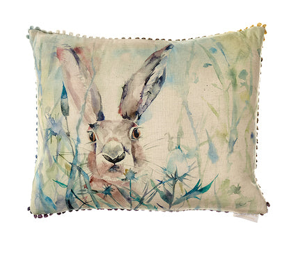 Jack Rabbit Cushion 40x50cm