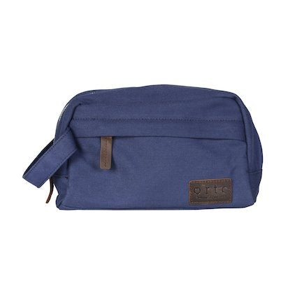 Navy Toiletry Bag