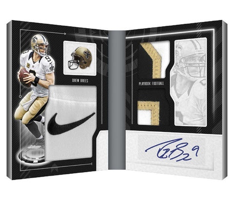 #3 -- Playbook Football 8 Box Inner Case Break