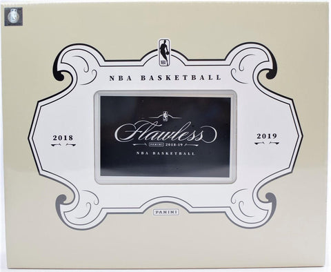 #2 - Flawless NBA 2018 / Trancendent MLB Hit Draft Single Box