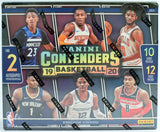 2019 Contenders NBA Hobby Box (PERSONAL BREAK)