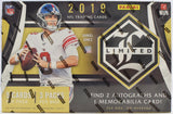 #1 - Limited NFL 2 Box Break (3/1 Break)