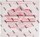 #5 - National Treasures Baseball 2019 Case Break
