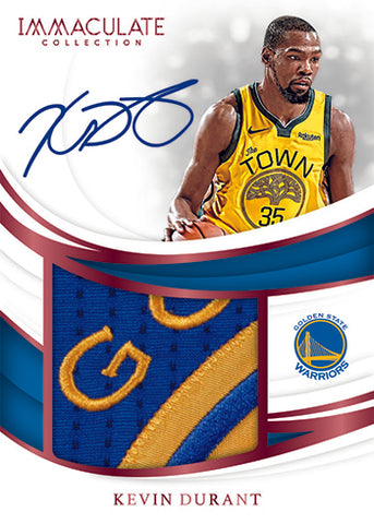 #5 - 18-19 Immaculate NBA Single Box Random Serial Number Break (7/14 Break)