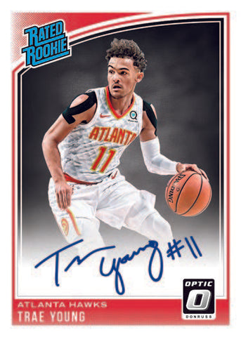 #10 -- 2018/19 Optic NBA Random Team Single Box Break