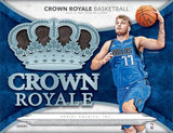#3 18/19 Crown Royale PYT 16-Box Case Break