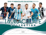 #1 - Immaculate Soccer 2019 Hit Draft