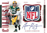 #3 -- National Treasures Football 4 Box Case Break