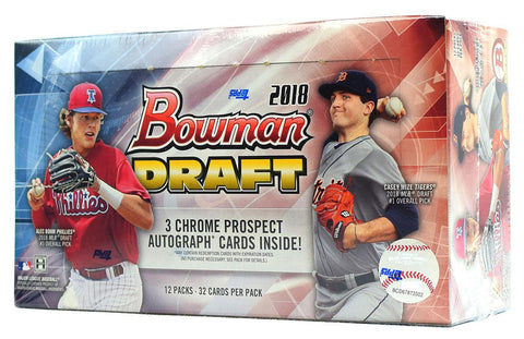 #2 -- Bowman Draft Jumbo Single Box RT