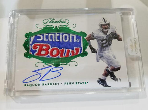 #2 -- Flawless Collegiate Football HIT DRAFT