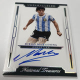 #7 -- National Treasures Soccer RANDOM HIT