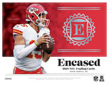Case #5 -- Encased NFL RANDOM TEAM BREAK
