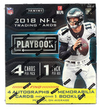 #2 -- Playbook Football 8 Box Inner Case Break